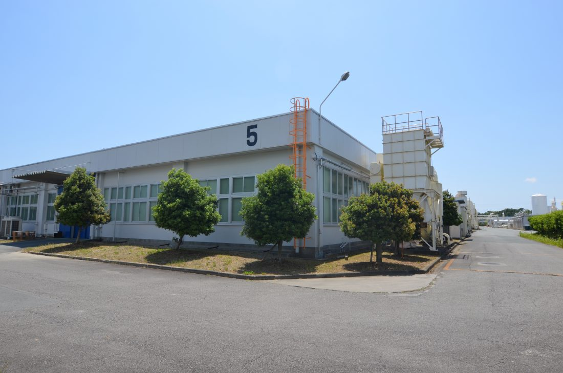 『Y社』様 工場棟外装改修
