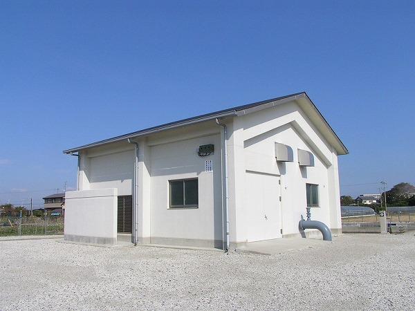尼ヶ埼揚水機場