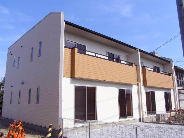 A様アパート新築
