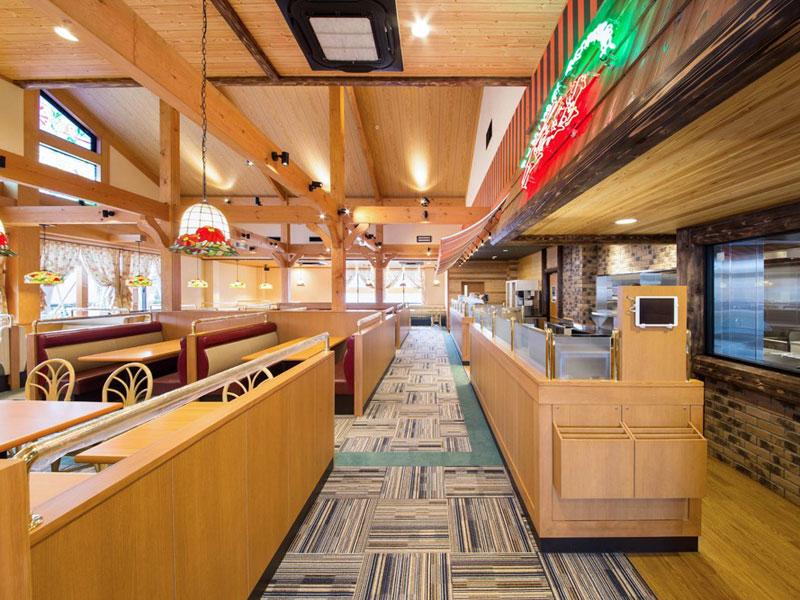 豊富な経験と実績で魅力的な店舗空間を創造